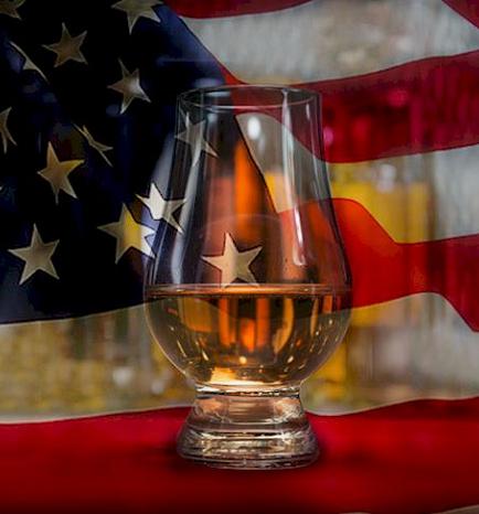 Whisky Americano a granel