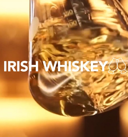 Whisky Irlandes a granel