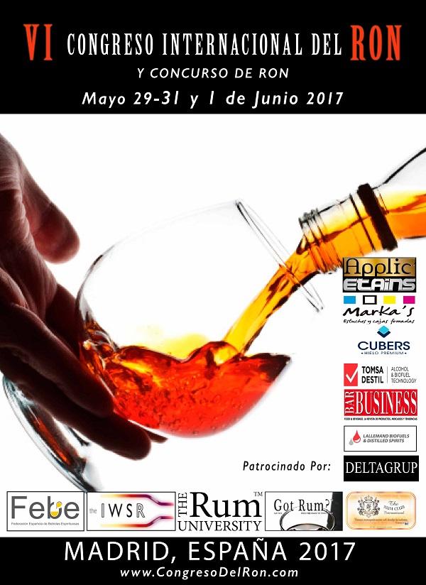 congreso internacional ron madrid 2017