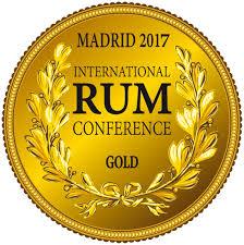 medalla oro congreso internacional ron