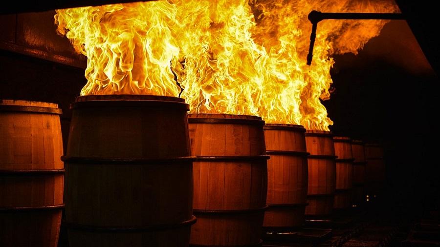 Bourbon a granel