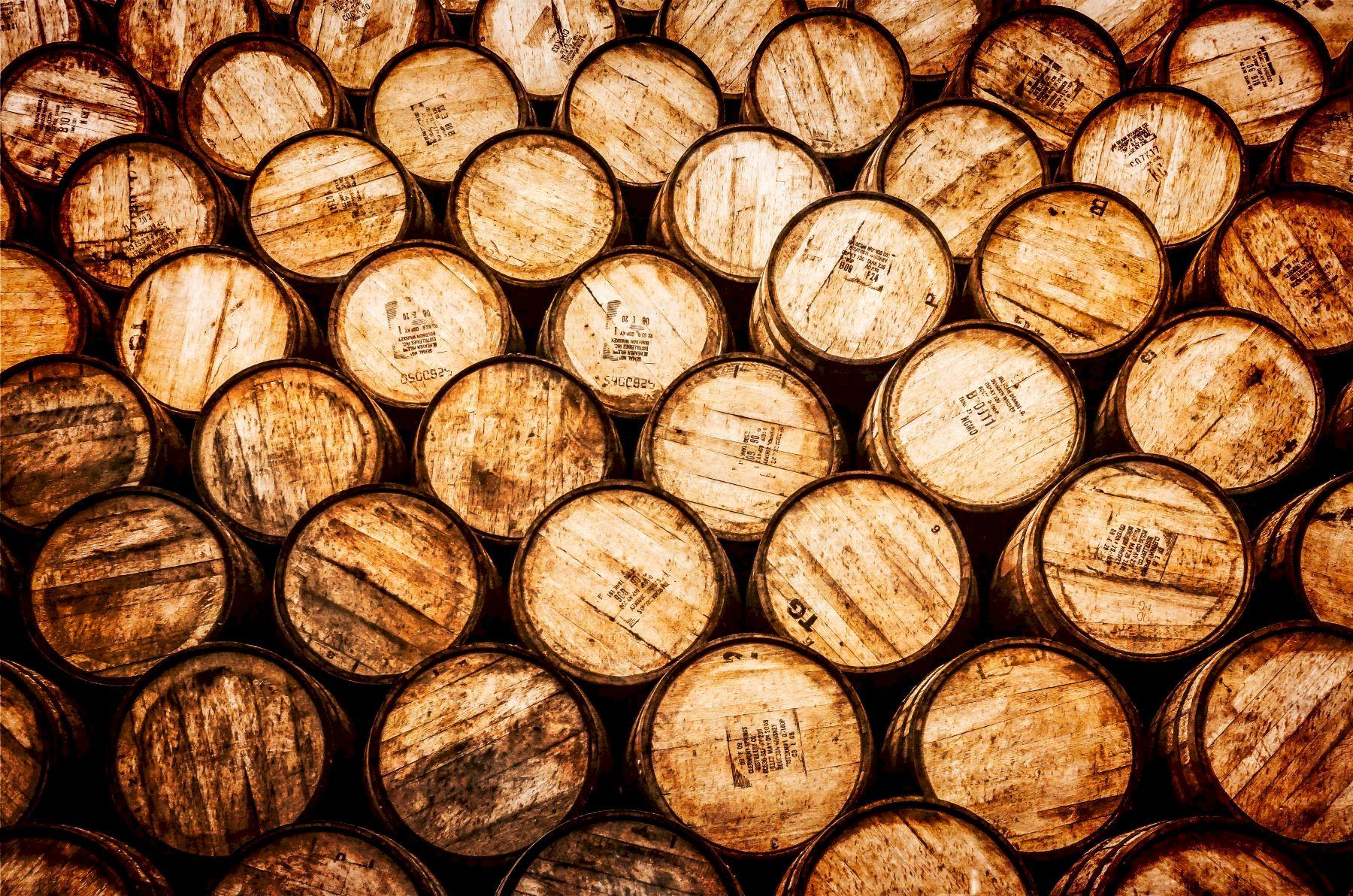 Bourbon vs Scotch